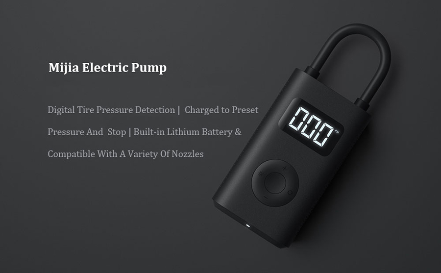 Mijia - Portable Electric Pump