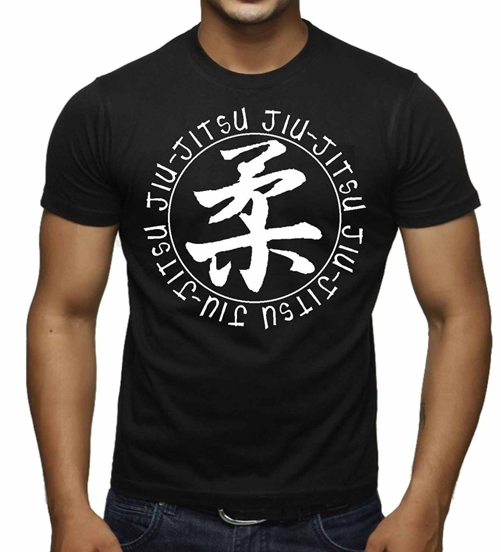 Brazilian Jiu Jitsu/BJJ S T-shirt Fashion Musim Panas Paried Tshirts Tee Warna Yang Berbeda Kualitas Tinggi Tees Streetwear