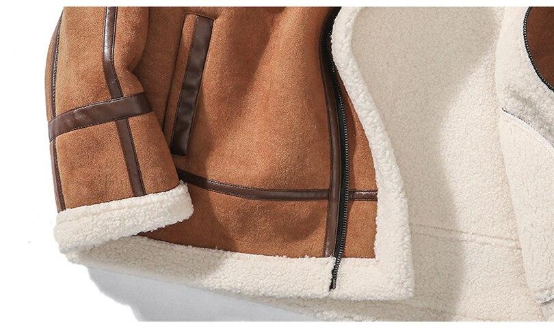 Hddcba7f12e1b474d9feb5ddcd14a1002W Men Autumn Casual Warm Fleece Military Leather Jackets Parkas Men Winter Windproof Waterproof Outwear Parka Coat Jackets Men