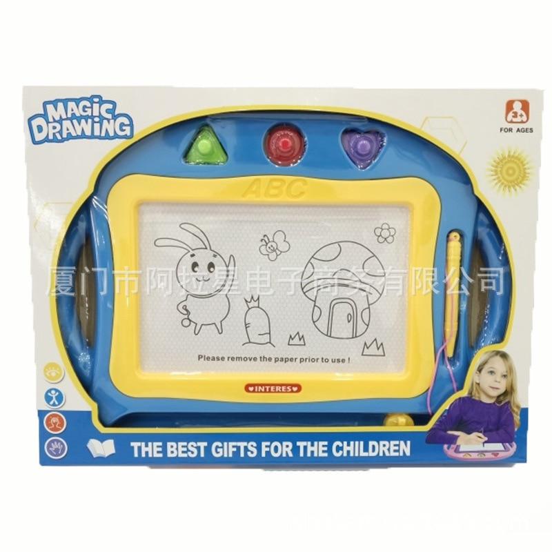 Children WordPad Children'S Educational Toy Magnetic Drawing Board Children Science ENLIGHTEN Toy Magnetic Drawing Board