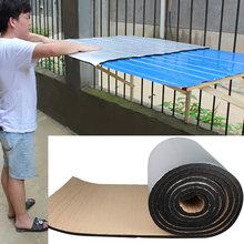 Водонепроницаемый теплоизоляционный материал Толщина 10 мм алюминиевая
