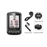 iGPSPORT iGS618 gps cycling computer Speedometer IPX7 with Accessories