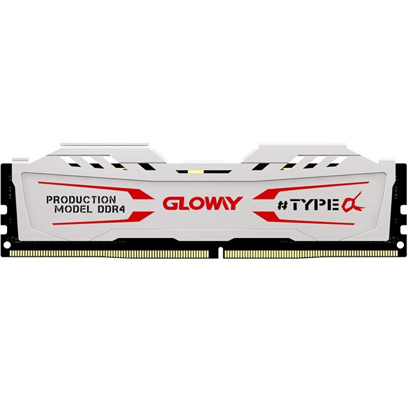 Gloway memoria ram grande sconto ddr4 8GB 16GB 2400MHZ 32gb 2666mhz 1.2V garanzia a vita ad alte prestazioni