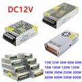 Освещение Трансформатор 220 v 12 v 1.25A 2A 3A 5A 6.5A 8.5A 10A 12.5A 15A 16.5A 20A 25A 30A 33A 40A 50A трансформаторы для Светодиодные ленты