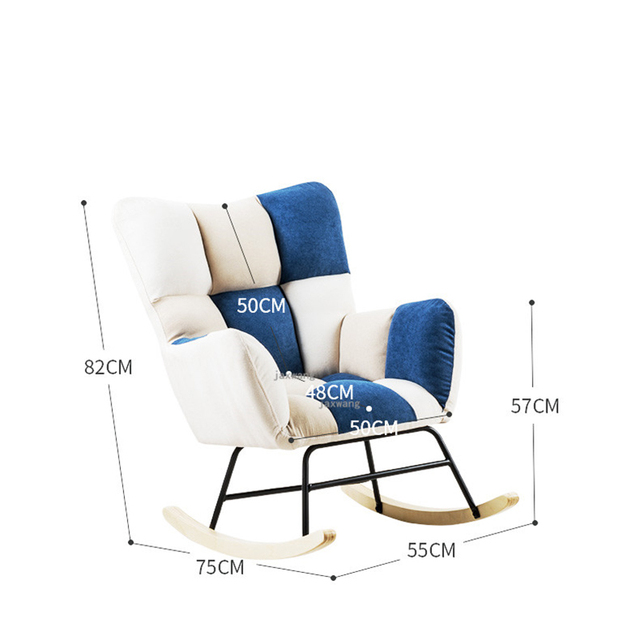 Minimalist Rocking Chair 6