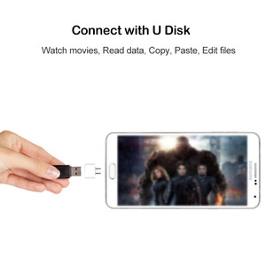 Image 3 - 100Pcs Wholesale Mini USB Type C OTG Adapter for Samsung Xiaomi Huawei OTG Data Converter for MacBook Tablet Android Connector