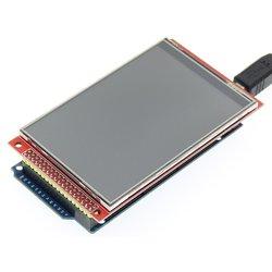 3.95 calowy moduł TFT lcd scherm ultra hd 320X480 dla Arduino w Wyświetlacze od Elektronika użytkowa na