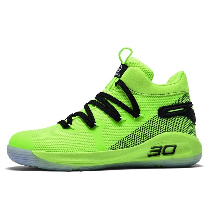 JUNSRM バスケットボールスニーカー男性ブランドカジュアルカップルの靴 Zapatos デやつ男性の保護足首ジョギング非スリップトレーナー男性メンズカジュアルシューズ   -