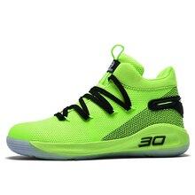 JUNSRM basketbol Sneakers erkekler marka rahat çift ayakkabı Zapatos De Hombre erkek koruyucu ayak bileği koşu kaymaz eğitmenler erkekler