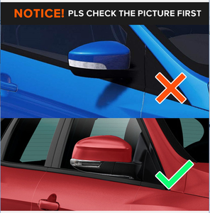 Image 5 - 2 pieces Dynamic Turn Signal Light LED Side Wing Rearview Mirror Indicator Blinker Repeater Light For Ford Focus 2012 2018