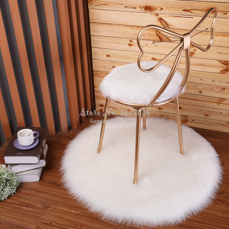 Nordic Modern Makeup Stool Bedroom Princess Nail Bow-knot Backrest Chair For Girls Dresser Stool With Plush Mat Bar Stool Chair