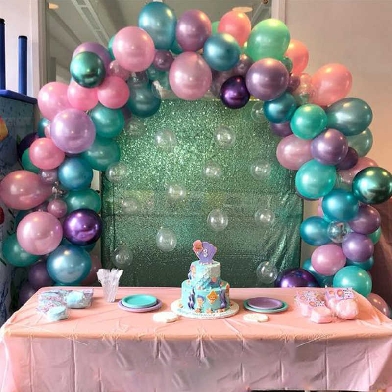 Plastic Balloon Arch Column Stand Frame Builder DIY Wedding Birthday Party Decor