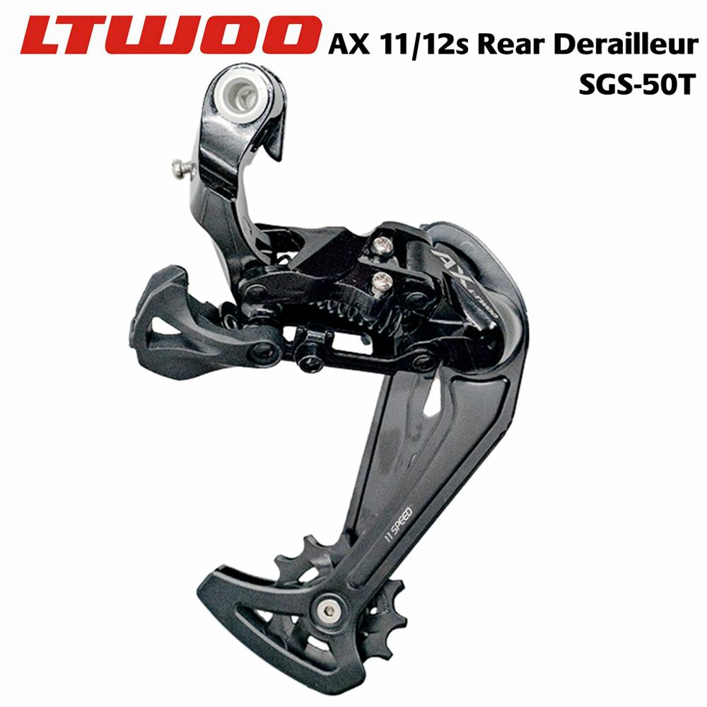 Image 2 - LTWOO AX 1x11 Speed Trigger Shifter + Rear Derailleurs Compatible With 52T 11s For MTB Bike Cassette Bicycle Accessories-in Bicycle Derailleur from Sports & Entertainment