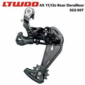 Image 2 - LTWOO gâchette AX 1x11 vitesses, manette de vitesse + dérailleurs arrière, Compatible avec 52T 11 s, Cassette pour vélo vtt, accessoires de bicyclette