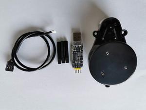 Image 5 - Samll 8m לייזר רדאר טווח סורק ניגודיות RPLIDAR ניווט מכשול הימנעות lidar ניקוי רובוט מטאטא מיוחד lidar