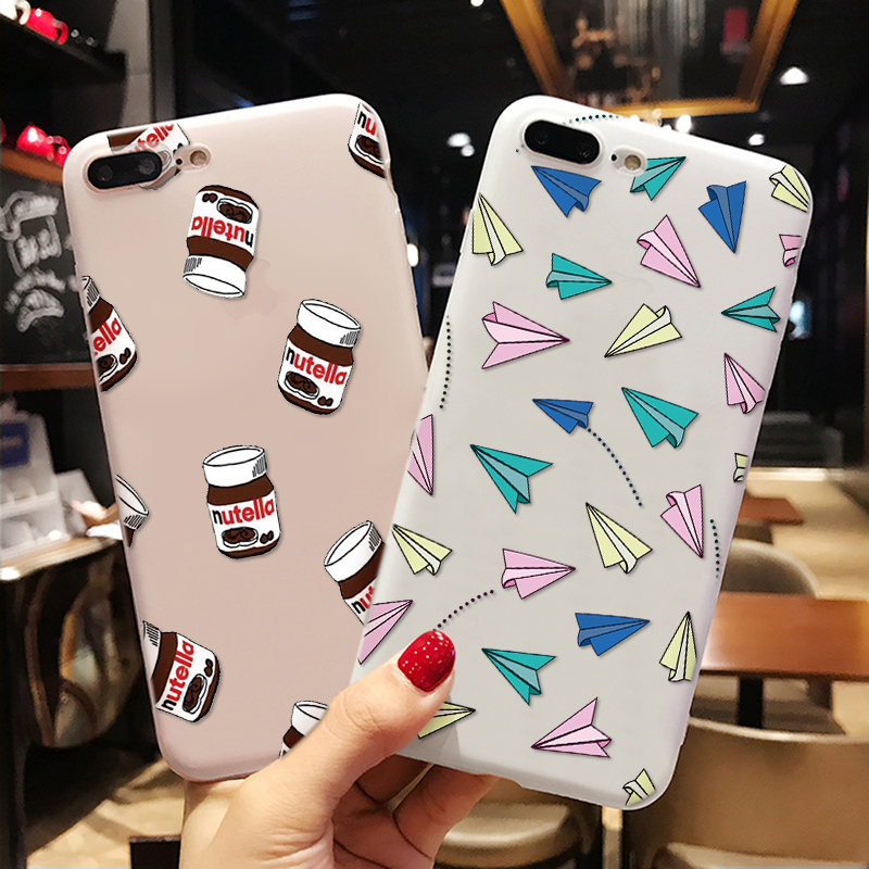 Soft Silicon TPU Case For Huawei P30 P20 <font><b>Lite</b></font> Pro P8 P9 P10 <font><b>Lite</b></font> 2017 <font><b>P</b></font> Smart 2019 For Huawei Mate <font><b>30</b></font> 20 10 Pro <font><b>Lite</b></font> Matte Cover image