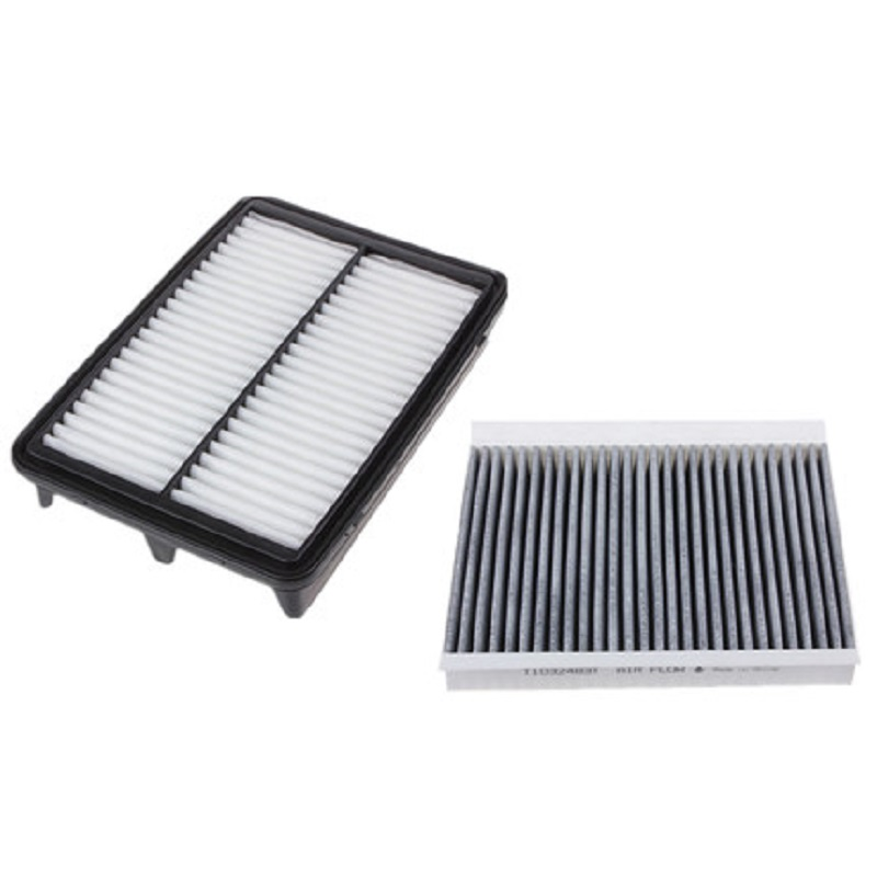 Car Air/Conditioning  Filter Kit,For Chery Tiggo5X ,7,8,Tiggo4,Tiggo5,Tiggo7,Tiggo8 1.5T