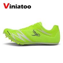 Спортивная обувь для женщин и мужчин; Детский Светильник; кроссовки для бега с шипами; профессиональные кроссовки для прыжков и гонок; кроссовки для мальчиков и девочек