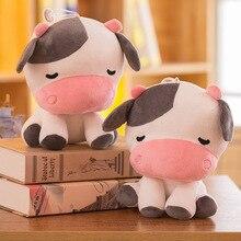 22cm kawaii cow doll plush toy animal children birthday gift