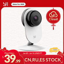 YI Smart Home Camera 3 AI-Powered IP Security Surveillance System Indoor House Cam with Human Detection Two-Way Audio Monitor(China)