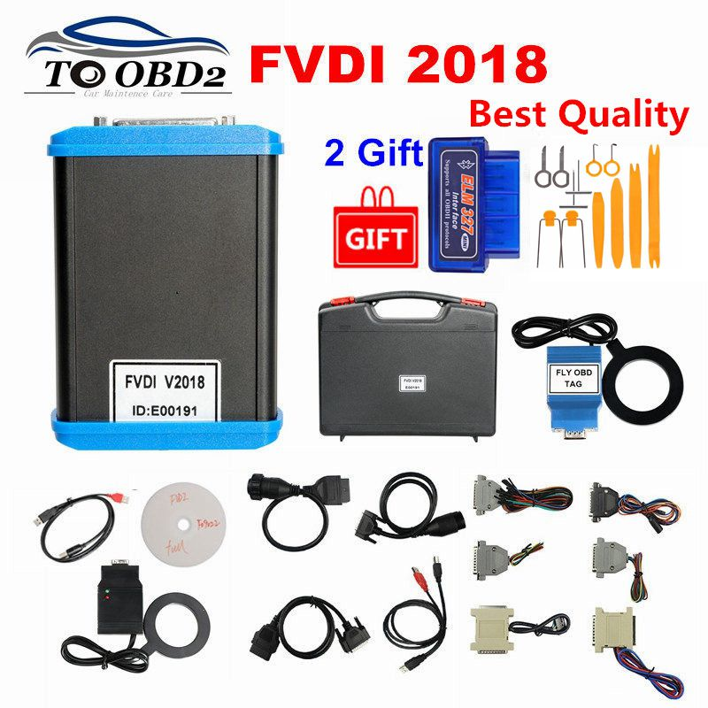 Newest SVCI 2020 2019 Full Commander ABRITES With 21 Software Works AVDI Software New VVDI2 Function Covers 2014 2015 2018