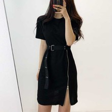 NiceMix Women's Dress Summer New Lady Straight Dresses With