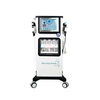 7 in 1 Hydrogen oxygen hydrodermabrasion Microdermabrasion Machine Vacuum Blackhead Remover Spa Salon Equipment