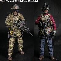Полный набор фигурка куклы DAMTOYS 1/6 DEA SRT (специальная команда отклика) агент EL PASO (78063) для коллекции фанатов