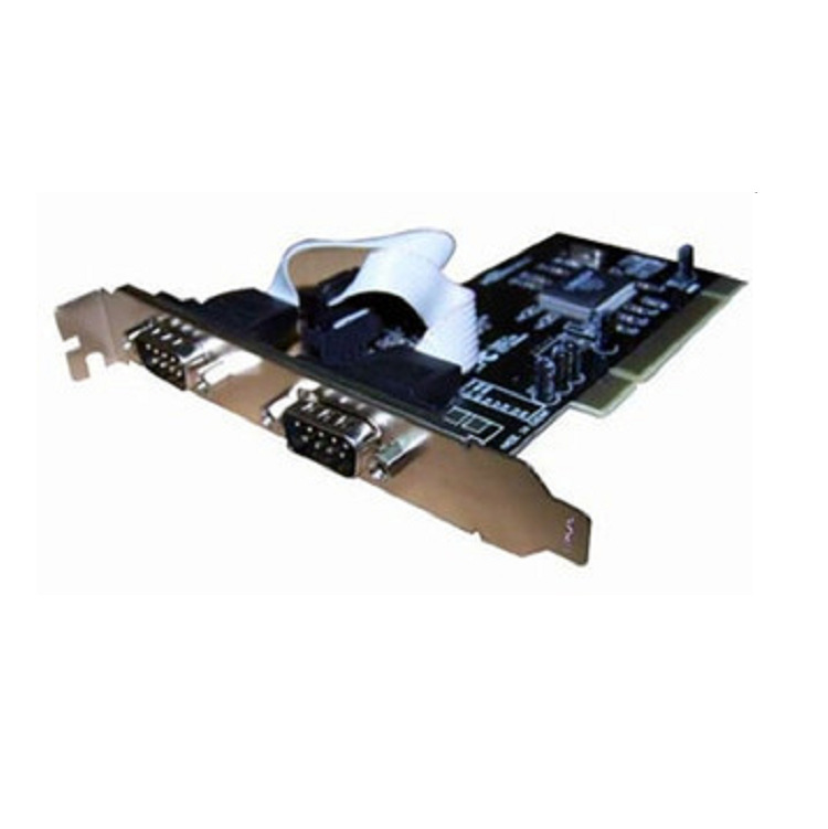 PCI Serial Card DB9 Desktop Computer Built-in PCI To COM 9-Pin RS232 Industrial Expand Card
