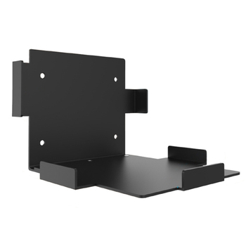 ALLOYSEED Game Console Wall Mount Bracket for Xbox Series X Metal Storage Holder Host Rack Stand Accessories