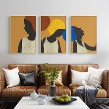 Плакаты на стену с изображением девушек в стиле Премиум современные
