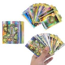 10 pièces ensemble Pokemon formateur pas de répétition jeu bataille Carte Trading anglais brillant Collection cartes jouets énergie GX VMAX série EX