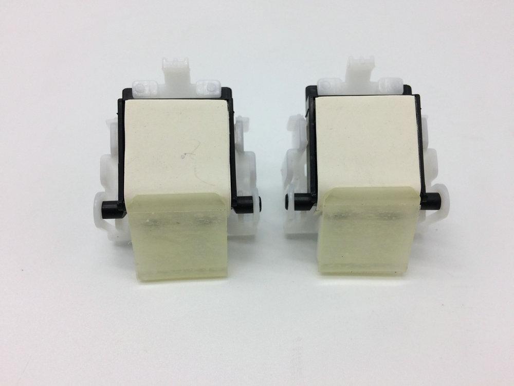 2 Pcs New ADF Separation Pad Assembly For HP 4345 4700 4730 PF2282K035NI