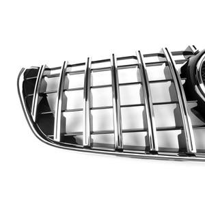 Image 3 - Per Mercedes V classe W447 GT Griglie vito V260 V250 Corse Grille 2016 18 Senza Emblema