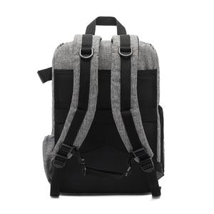 Image 5 - Photography Multi functional Waterproof dslr Camera photo lens Bag Backpack Knapsack Large Capacity Portable Travel for Outside