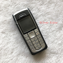 الأصلي نوكيا 6230 الهاتف المحمول مقفلة GSM ثلاثي الفرقة الكلاسيكية شريط الهاتف تجديد الهاتف المحمول هدية