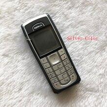 Orijinal Nokia 6230 cep telefonu Unlocked GSM tri band klasik Bar telefon yenilenmiş cep telefonu + hediye