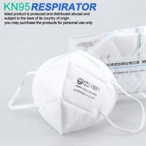 Image 3 - 100 Pcs Gezicht Maskers Beschermende Koreaanse Mond Masker Pm 2.5 Filter Masques Ademhalingsapparaatmasker Herbruikbare Gezondheid Satety Facemask Cover Maska
