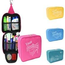 Waterproof Travel Carry Makeup Bag 2019 Brand New Fashion Toiletry Wash Case Hanging Organizer Storage