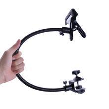 Stick-Clamp Hismith for Wand Premium Sex-Machine Attachement Serpentine-Clip 360/Arbitrary/Rotation/..
