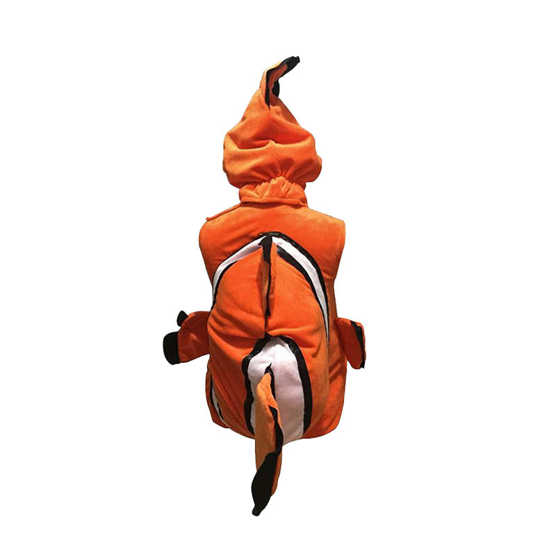 Image 5 - Animal Cosplay Baby Kids Fish Clownfish Costume  Pixar Animated Film Finding Nemo Christmas Purim Carnaval