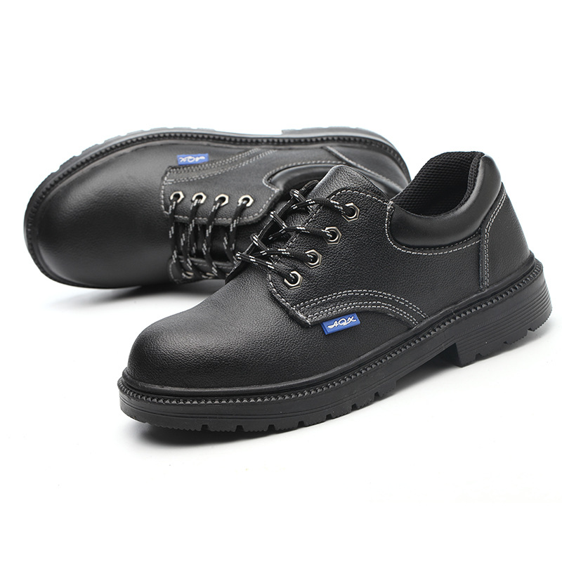 Yu Na De Manufacturers Direct Selling Wear-Resistant Resin Sole Safety Shoes Low Top Shoes Anti-smashing And Anti-stab Safety Sh
