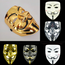 Gold Silver Face Mask Party Mask for Face Costumes Carnival Mask Bachelorette Party Supplies Hallow Party Halloween Mask predator style face mask silver