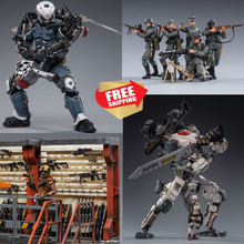 JOYTOY Mecha soldier action figures Marines Airborne Forces Delta German WWII wehrmacht Special Forces 1/18 3.75 figure