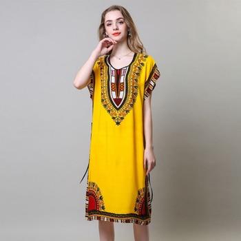 Robe ethnique africaine