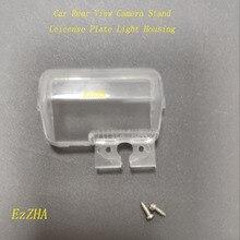EzZHA araba dikiz geri görüş kamerası braketi plaka ışık konut montaj Mazda 6 için CX 7 2008 2013/CX 5 2012 2017