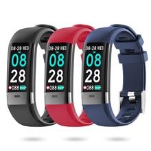 лучшая цена B33 Electrocardiogram Smart Watch Heart Rate Blood Pressure monitor Bracelet waterproof fitness tracker Sports Band wristband