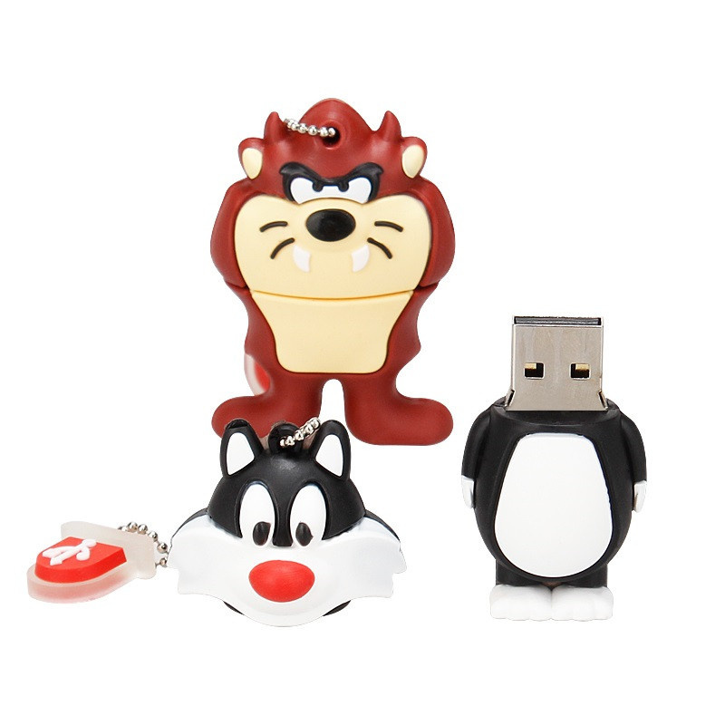 XIWANG 100% Real Capacity Mini Cute Rabbit Flash Drive High Speed 3.0 4GB 8GB 16GB 32GB 64GB USB U Disk pendrive Gift Lanyard    (7)