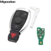 Mgoodoo 315 МГц 4 кнопки дистанционного ключа автомобиля для Mercedes Benz W169 W245 W203 W208 W209 W219 W204 W210 W211 W212 IYZ3312