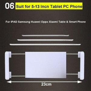 Image 5 - Arvinพับโทรศัพท์แท็บเล็ตขาตั้งผู้ถือ 4 14 นิ้วแท็บเล็ตLazyคนตาราง/ขายึดสำหรับiPhone iPad Kindle